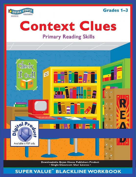 BH22230 - Context Clues Gr 1-3
