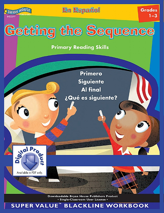 BH22377 - Getting the Sequence Spanish Version GR 1-3