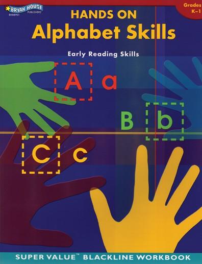 BH88901 - Alphabet Skills Gr k-1