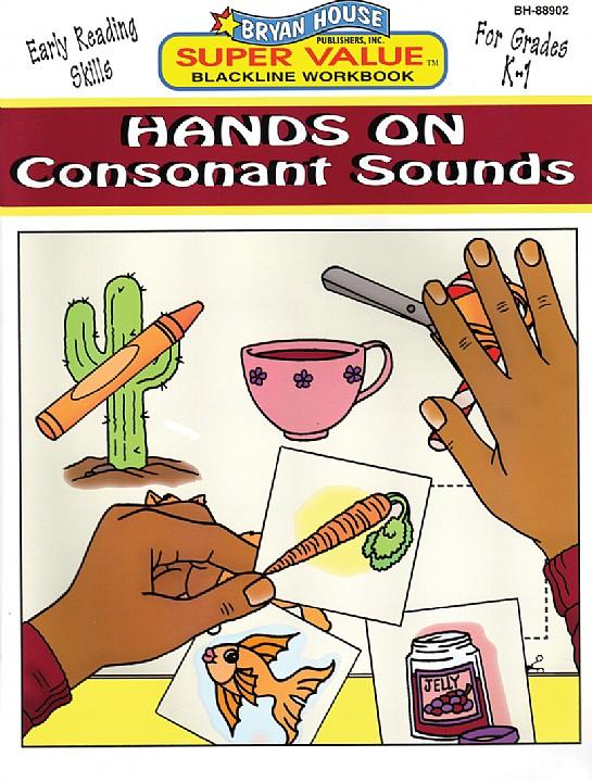 BH88902 - Consonant Sounds Gr K-1