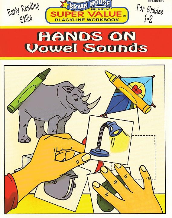 BH88903 - Vowel Sounds Gr 1-2