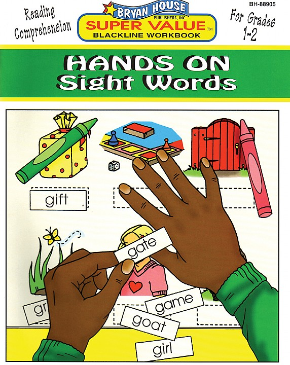 BH88905 - Sight Words Gr 1 -2