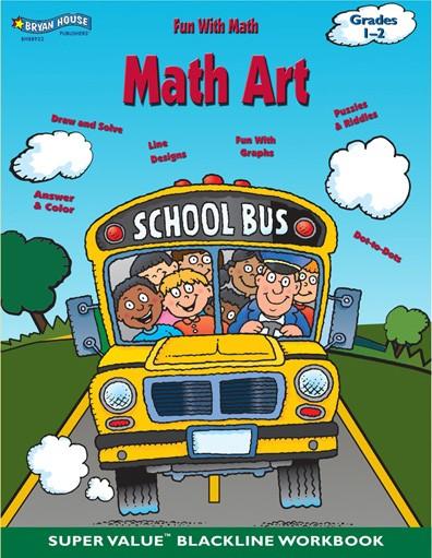 BH88932 - Math Art Gr 1-2