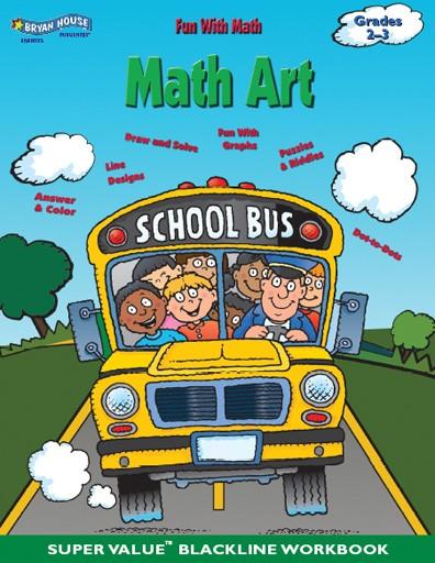 BH88933 - Math Art Gr 2-3