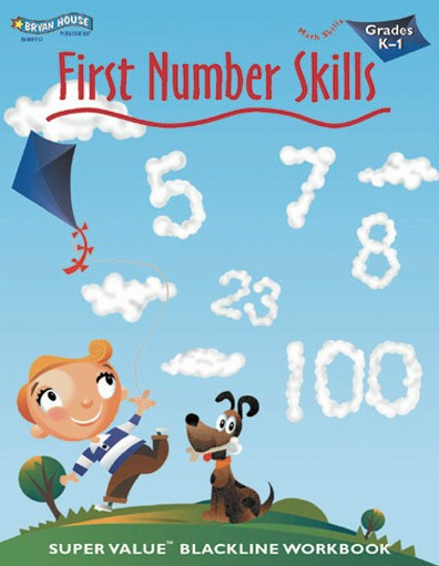 BH88951 - First Number Skills Gr K-1