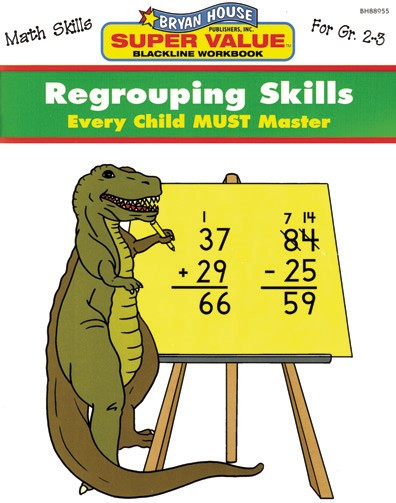 BH88955 - Regrouping Skills Gr 2-3