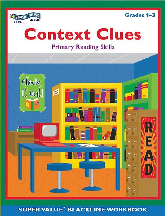 BH88986 - Context Clues Gr 1-3