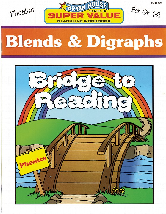 BH88995 - Blends & Digraphs Gr 1-2