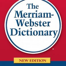 2956 - Merriam-Webster's Dictionary