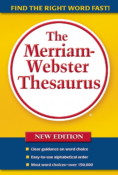 8507 - Merriam-Webster's Thesaurus