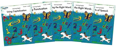 BH0011PS - Learning English Elementary Level Set of 5 Books