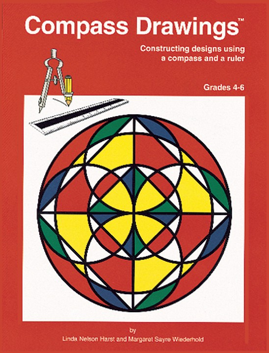 ECS0999 - Compass Drawings Activity Book Gr 4-6