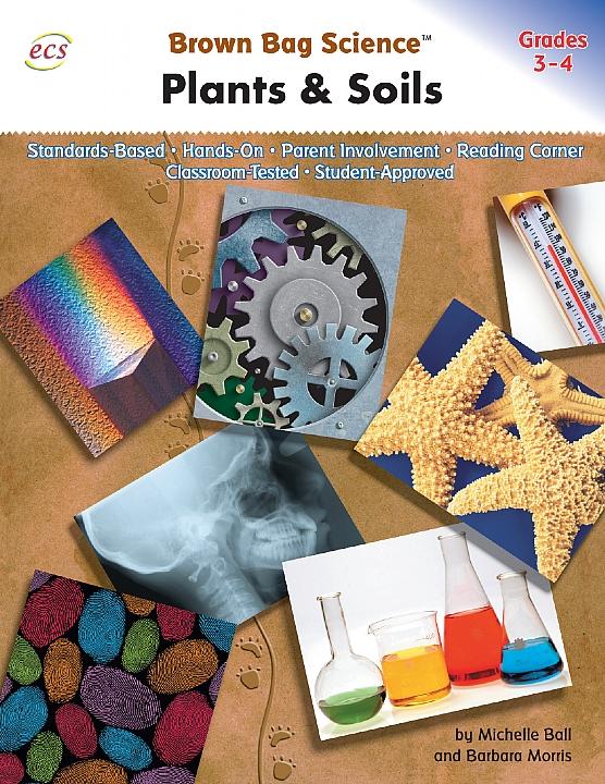 ECS4439 - Brown Bag Science Plants & Soils Gr 3-4