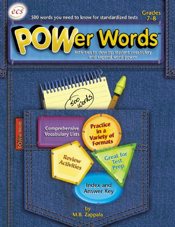 ECS5214 - POWer Words Gr 7-8