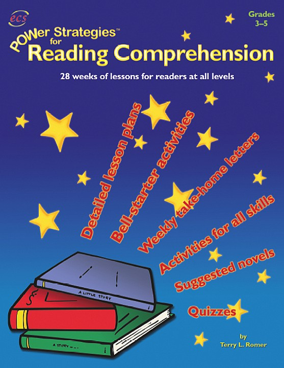 ECS6564 - POWer Strategies for Reading Comprehension Gr 3-5
