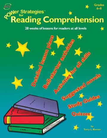ECS6571 - POWer Strategies for Reading Comprehension Gr 6-8