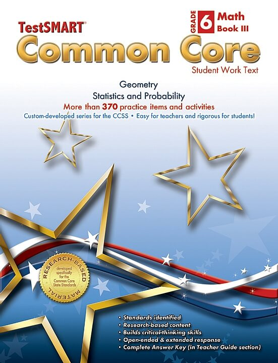 ECS Learning Systems Common-Core-Student-Work-Texts-Math-Book-III-Gr-6-hm