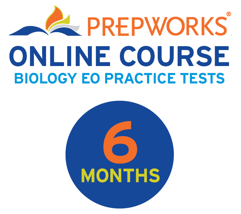 Biology EOC Practice Tests - ECS LEARNING SYSTEMS